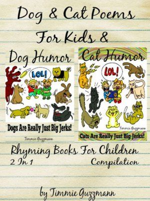 Funny Dog & Cat Poems For Kids by Timmie Guzzmann · OverDrive Rakuten OverDrive eBooks audiobooks and videos for libraries