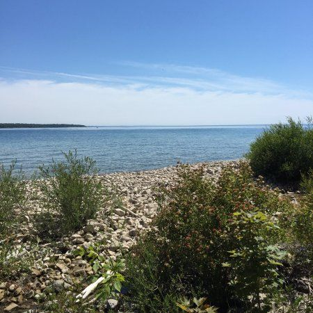 A great place to camp even with the Inverhuron Provincial Park