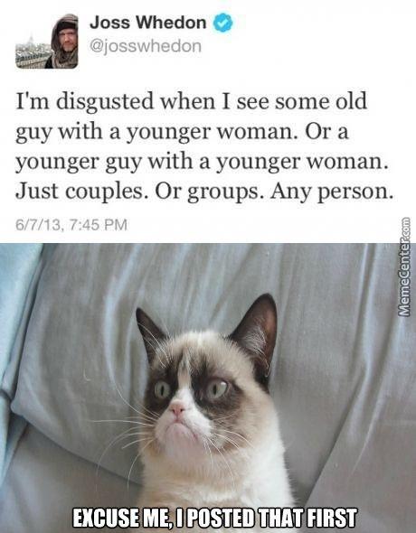 Grumpy Cat Is Very Grumpy Right Now
