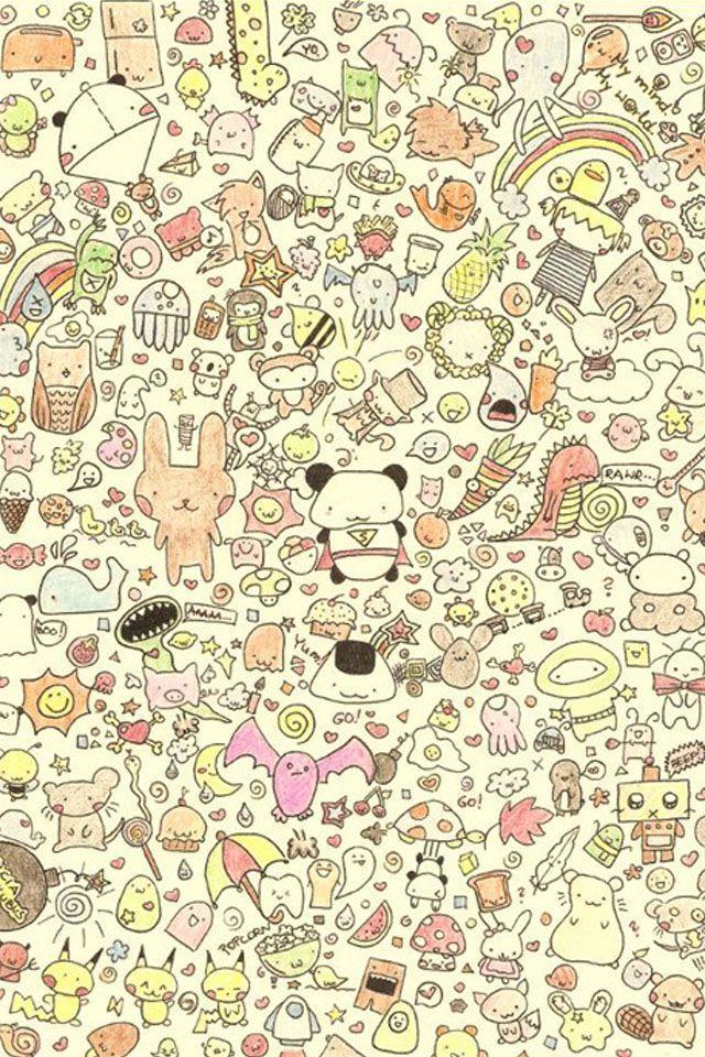 wallpaper iphone 5 cute