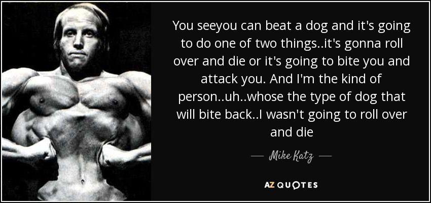 Mike Katz Quotes