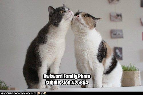 Awkward Awkward Family brother brothers chin pose weird