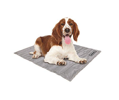 This affordable cooling bed stays five to ten degrees cooler than room temperature Perfect for using alone or in a pet carrier this bed is also tough