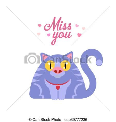 Miss you cat csp
