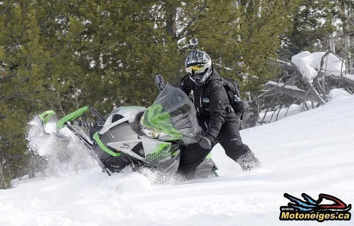 Take the Suprising Arctic Cat Snowmobile Funny Pictures