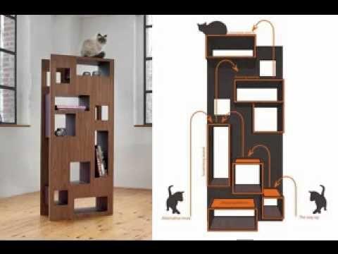 Fun & Creative Modern Cat Furniture Design Ideas