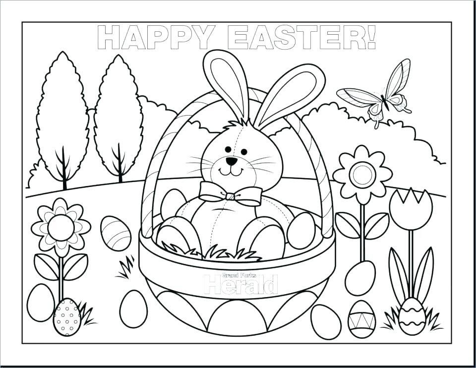 Easter Bunny Coloring Pages Inspirational Printable Free Printing Coloring Pages for Kids for Adults In Easter