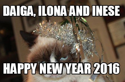 Watch the Best Of New Years 2016 Funny Cat Memes