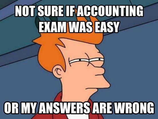 Le Accounting Jokes
