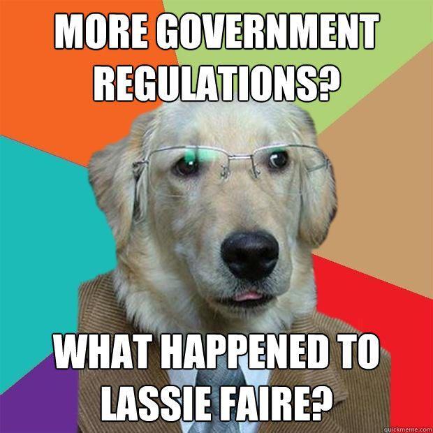 What happened to Lassie Faire quickmeme