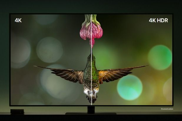 apple tv 4k hdr demo