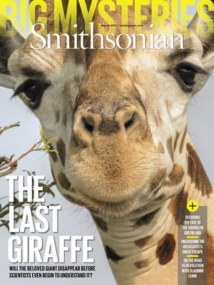Subscribe to Smithsonian magazine now for just $12