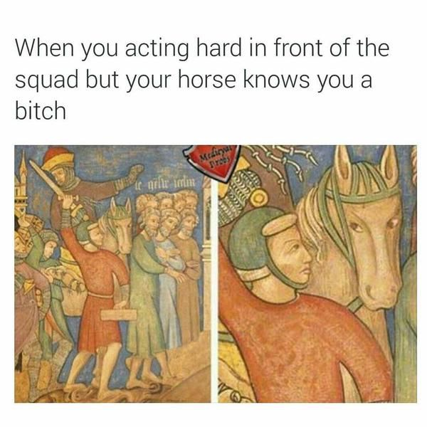 1 These 48 Classical Art Memes Are Better Than Going To The Museum
