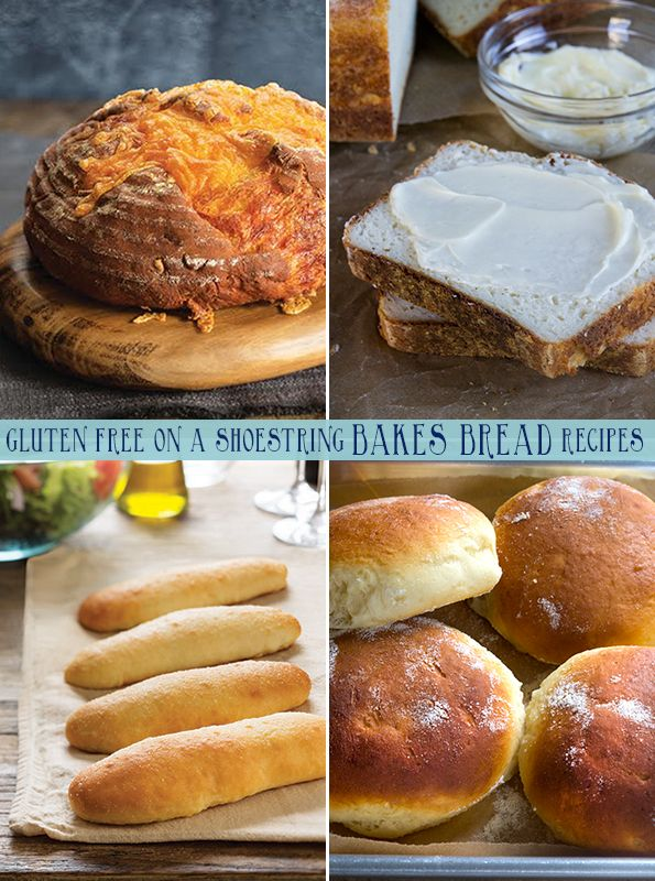 GFOAS Bakes Bread Recipes