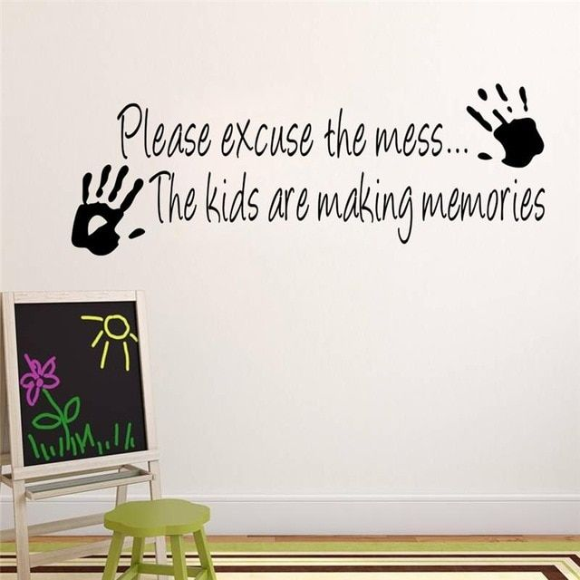 funny palms wall stickers quotes kids room decorations 002 diy home decals removable cartoon mural art print posters 3 5