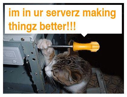 funny error message