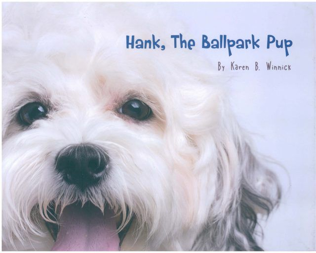 Hank The Ballpark Pup Page 01 640x512
