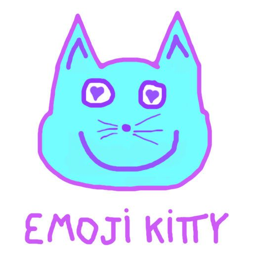 Emoji Kitty Animated Cat Emojis Stickers